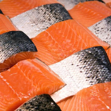 Sustainable salmon